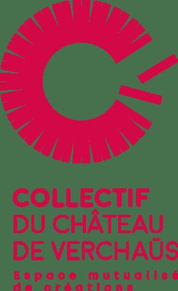 Logo du Collectif du Château de Verchaüs - Espace mutualisé de créations