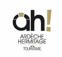 Logo ah! - Ardèche Hermitage Tourisme
