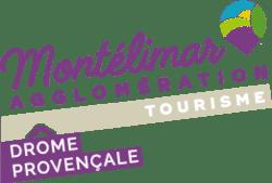 Logo Montélimar Agglomération - Tourisme Drôme Provençale