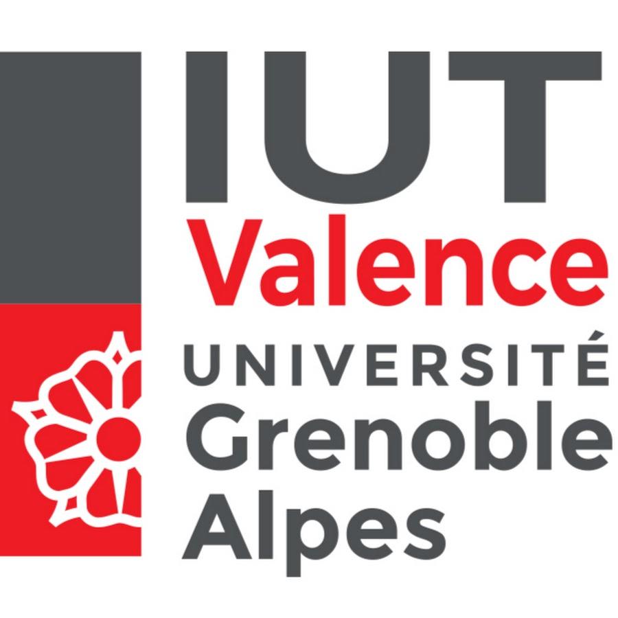 Logo de l'Institut Universitaire Grenoble-Alpes de Valence