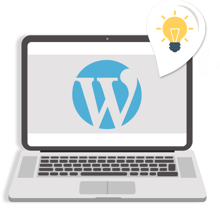 Ordinateur WordPress formation