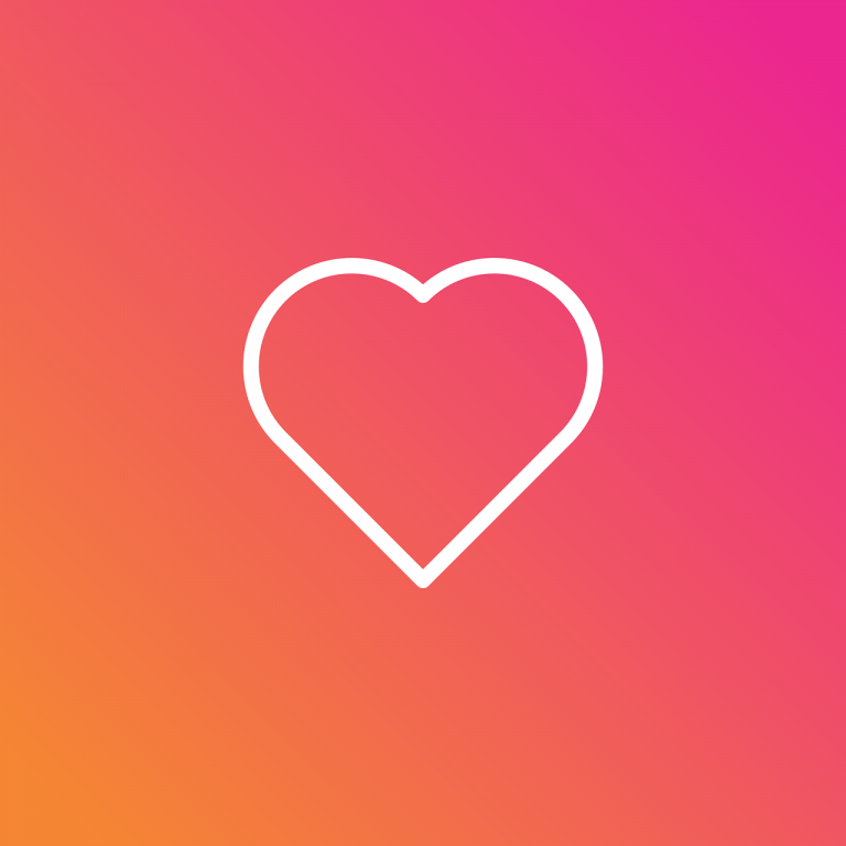 Picto Coeur Instagram