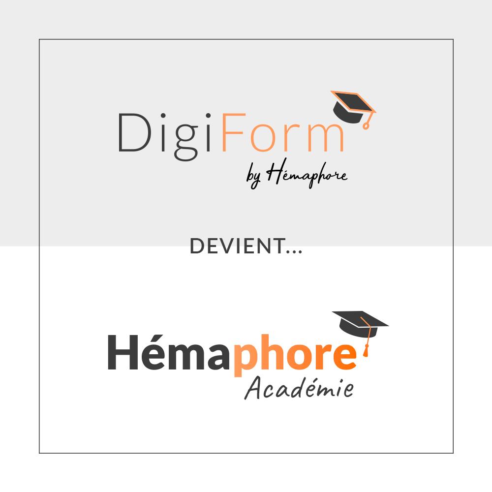 digiform devient hémaphore académie